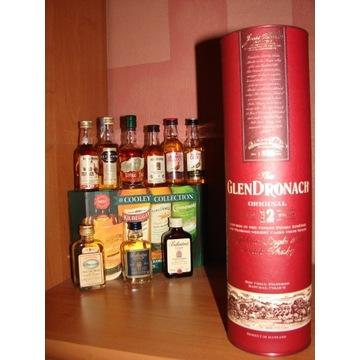 Glendronach tuba / opakowanie po whisky