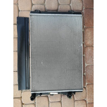 Chłodnica wody VW Skoda Audi Seat 1K0121253L
