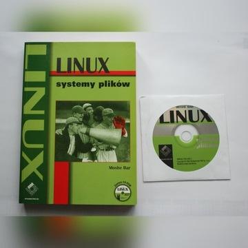 Linux systemy plików Moshe Bar