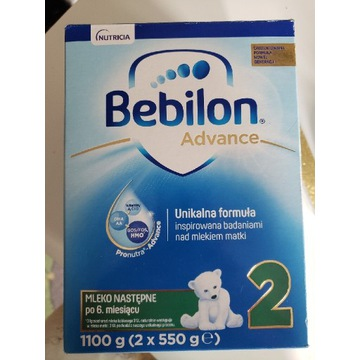 Mleko Babilon 2 1100g