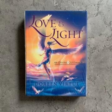KARTY TAROTA - Love & Light