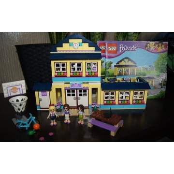 LEGO Friends 41005 Szkoła w Hertlake City