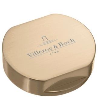 Villeroy&Boch pokrętło korka automatycznego złoty