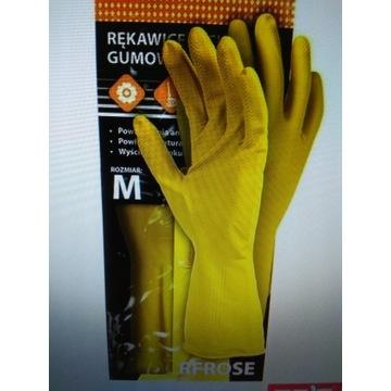 Rękawice gumowe RF Rose XL