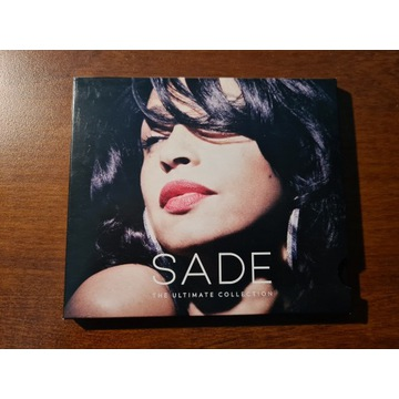 Sade - ultimate collection 2cd - bdb