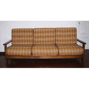 Sofa i 2 fotele lata 80/90