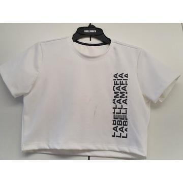 Koszulka T-shirt LABELLAMAFIA r.S -70%