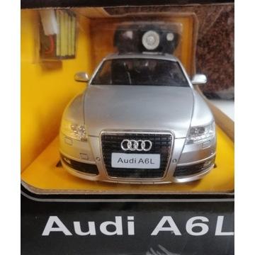 Samochód Audi A6 zabawka auto  na pilota