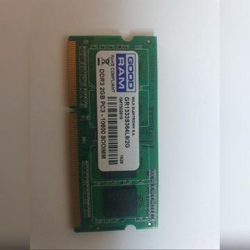 Pamięć RAM 2GB GoodRam
