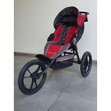 Baby Jogger Fit (F.I.T.) W-wa wózek biegowy bdb