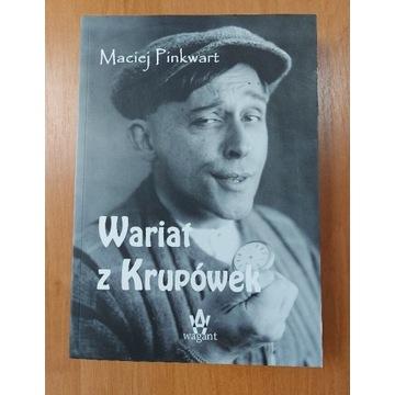 Wariat z Krupówek (M. Pinkwart)