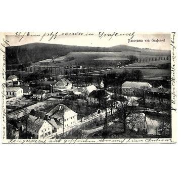 Gorzanów (Grafenort), 1913 rok.