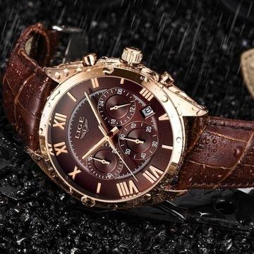 Zegarek męski luksusowy