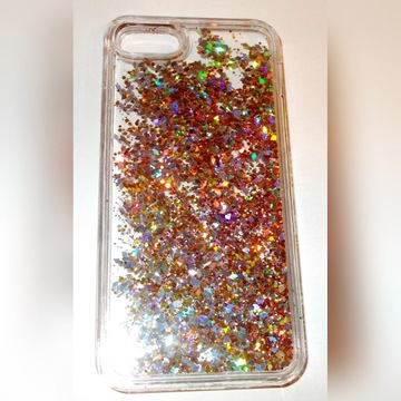 Etui brokat Iphone 7