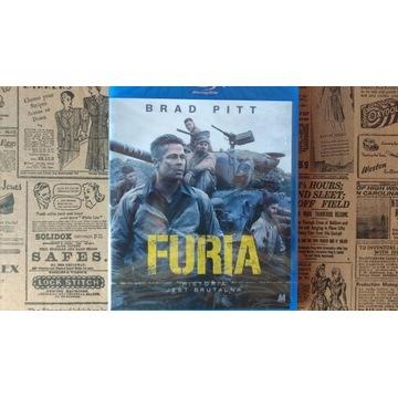 Furia Blu-Ray