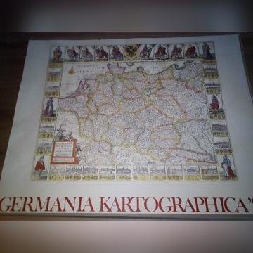 Kalendarz Germania Kartographica '86
