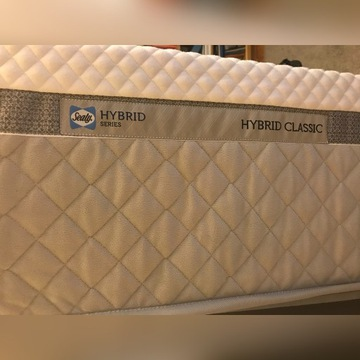 Materac Sealy Hybrid Classic 160x200