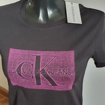 T-shirt Calvin Klein Jeans damski