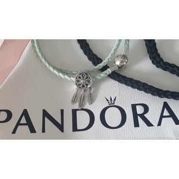 Charms łapach snów Pandora srebro Dzień Matki