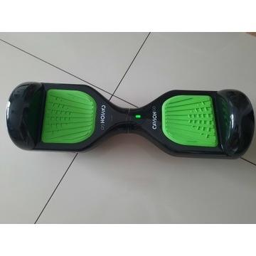 Deskorolka elektryczna Cavion Go 6.5 zielona