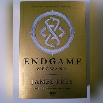 James Frey - Endgame: Wyzwanie - tom 1