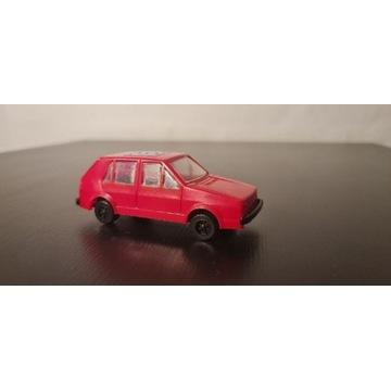 Zabawka PRL samochód Polgal
