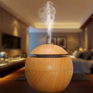 Nawilzacz powietrza aromaterapia dyfuzor licytacja