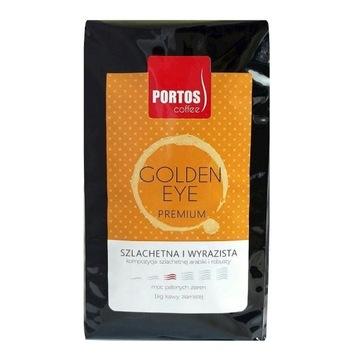 Kawa Golden Eye Premium ziarnista 1kg