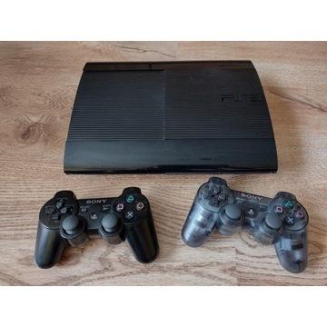Konsola PlayStation 3 + 2 pady + 53 gry