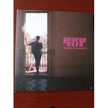 "George Ezra""StayingAt Tamara's LP +CD"