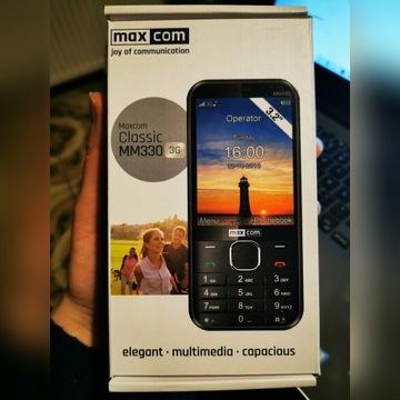 TELEFON MAXCOM CLASSIC MM3300 3G