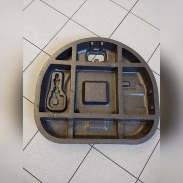 Wkład styropian bagażnika ford c max mk2 2011-
