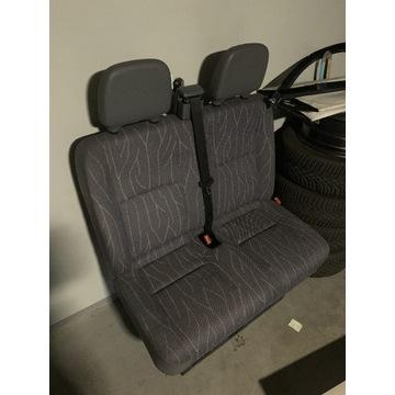 Kanapa siedzenie pasażera MB Sprinter 903