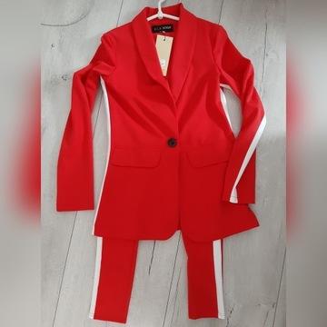 Nowy damski garnitur rozm.s-36