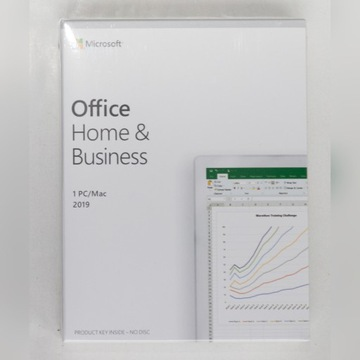 MS Office 2019 Home & Business - Windows/Mac(Nowy)