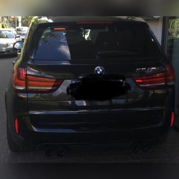 Wydech x5m MANHART BMW X5 M F85