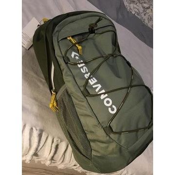 Nowy plecak- CONVERSE- zielony