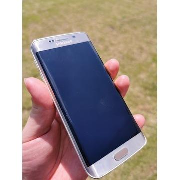 Samsung S6 EDGE złoty