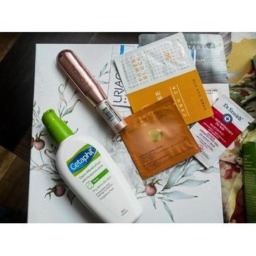 Zestaw kosmetyków Maskara L'Oreal Cethapil krem