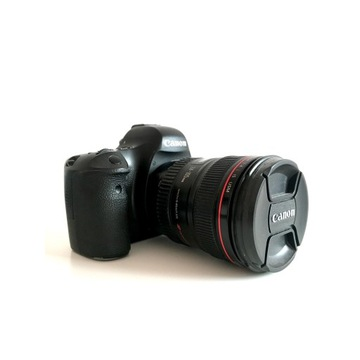 Canon eos 6d + canon ef 24-105 f/4L is usm