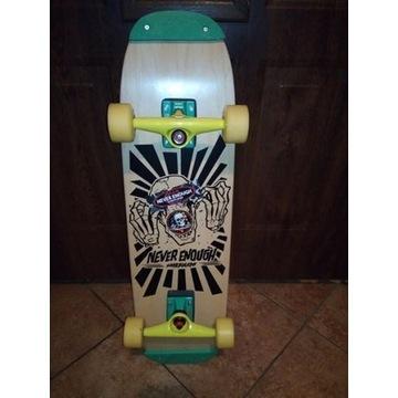 DeskorolkaNever Enough freestyle skateboard