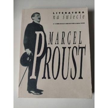 Literatura na świecie nr 1-2/1998 Marcel Proust