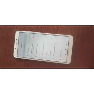 Xiaomi Redmi 6A Złoty Używany