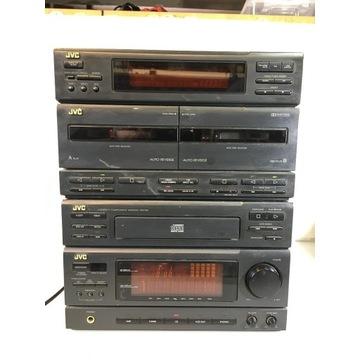 JVC wierza zestaw stereo JVC CA-MX50BK
