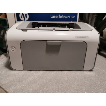 HP LaserJet Pro P1102 bardzo dobry stan