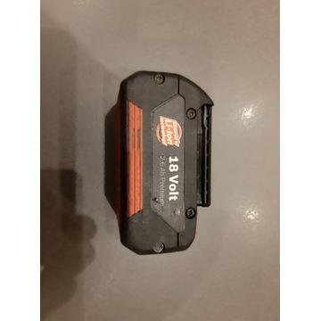 Bateria akumulator BOSCH 18V  2.6 Ah