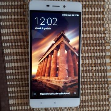 Nowy Xiaomi Redmi 4, 16GB Wersja Limitowana