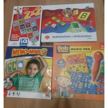 Nauka czytania, liczenia, zabawa, gry