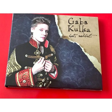 Gaba Kulka - Hat, Rabbit CD digipack