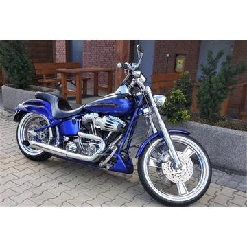 Harley Davidson Softail CVO FXSTDSE2
